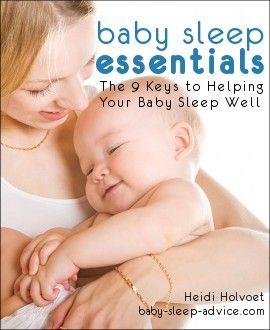Free Baby Book by Heidi Holvoet: Baby Sleep Essentials