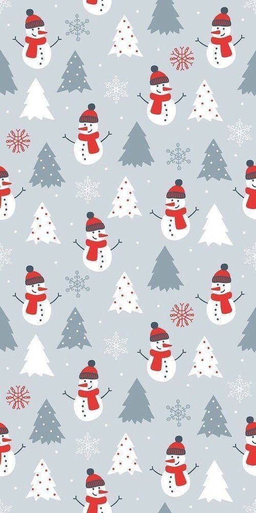 Iphone And Android Wallpapers Snowman Background For Iphone And Android Christmas Phone Wallpaper Wallpaper Iphone Christmas Xmas Wallpaper