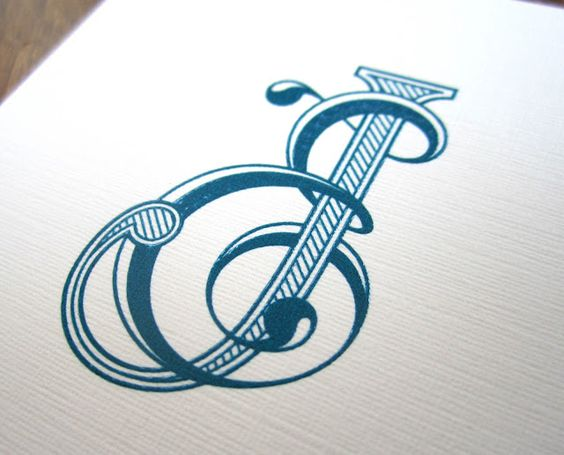 Tailored: A Couple of New Monograms