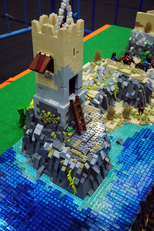 Viking Attack Lego Lego Lego Castle Vikings
