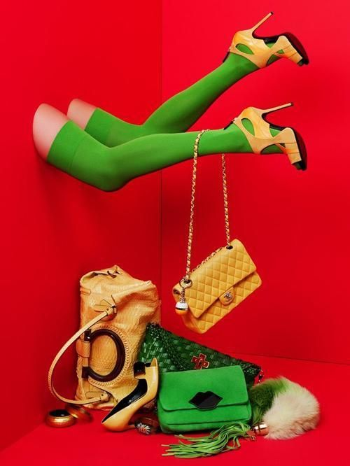 Fashionable Photography by Bela Borsodi