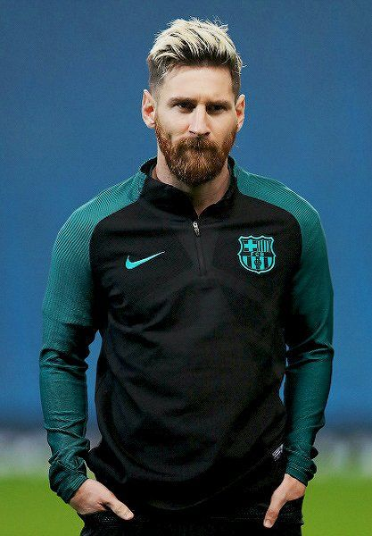 Leo Messi With a great Look