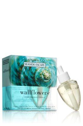 Slatkin Amp Co Wallflower Refill 2 Pack In Seaside Escape