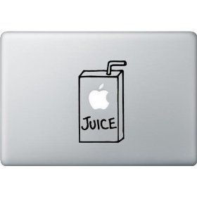 Apple Juice Box Vinyl Decal Sticker $0.69
