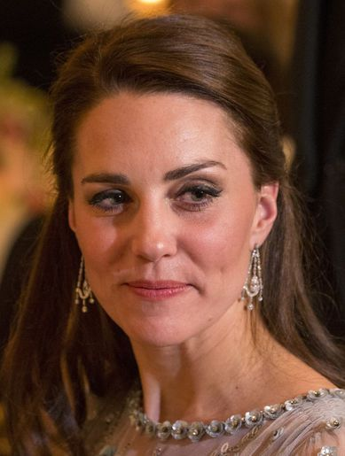 Kate Middleton in Paris
