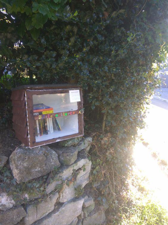 Boîte à livres Huy 10