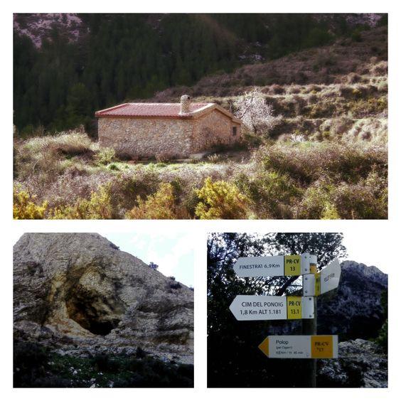 Ponoig - Alicante Trekking