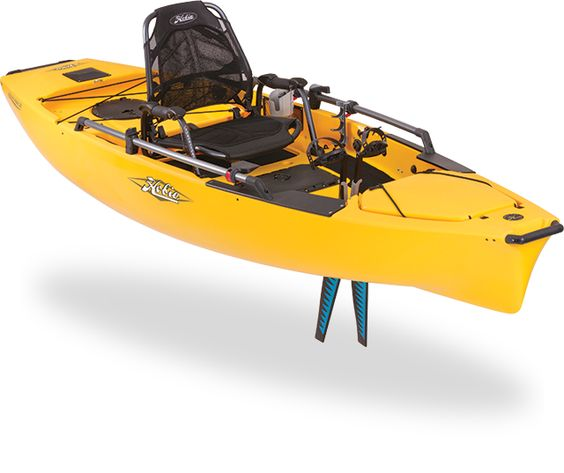 Love these pedal powered fishing kayaks faster and for Fishing kayak with pedals