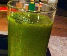 Grüner Smoothie