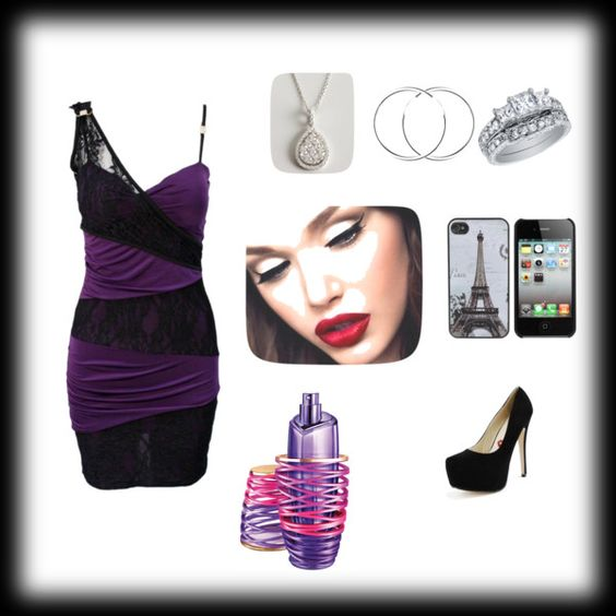 """""""Girls Night Out!"""" by biebsrock ❤ liked on Polyvore"""