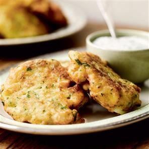 savoury fritters and more yogurt sauce fritters fennel cauliflowers ...