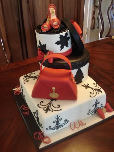 Birthday Cake Ideas For Ladies : Funny 50th Birthday Cakes For Women Party Time ...