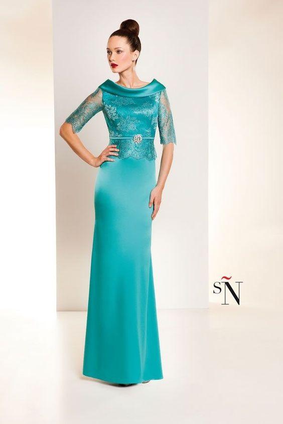 SP Madrina 3 (Vestido de Madrina). Diseñador: Sonia Peña. ...