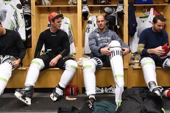 #TeamToews #NHLAllStarGame