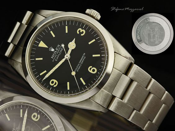 Explorer I Antartic Expedition Sanae 27Ref. 1016 | Rolex Passion Market