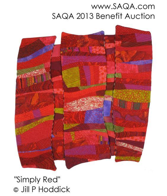 Art quilt by Jill P. Hoddick: Beautiful Quilts, Abstract Quilts, Quilts Abstract Wonky, Quilts Amazing, Auction Quilts, Art Quilts, Quilts Art, Improv Quilts, Modern Quilts