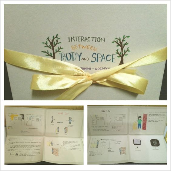 Sensory catalog @ Gedung K