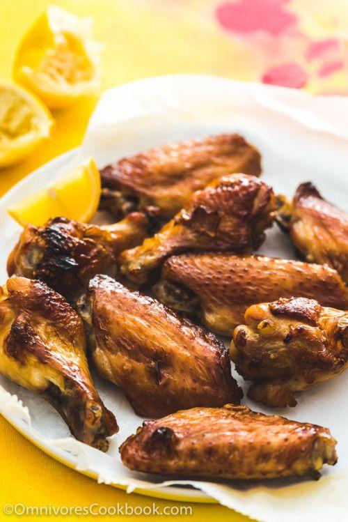Chinese Lemon Chicken WingsReally nice recipes. Every hour.Show  Mein Blog: Alles rund um die Themen Genuss & Geschmack  Kochen Backen Braten Vorspeisen Hauptgerichte und Desserts # Hashtag