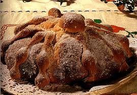 el pan de el muerto