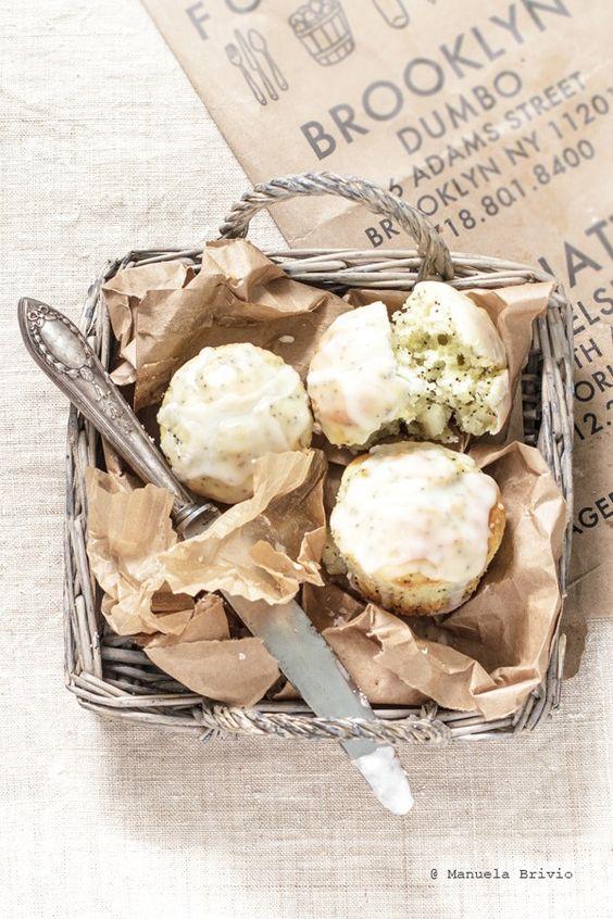 Muffin Limone e Semi di Papavero