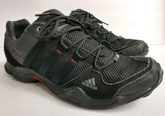 Adidas AX2 Traxion Black Hiking Running