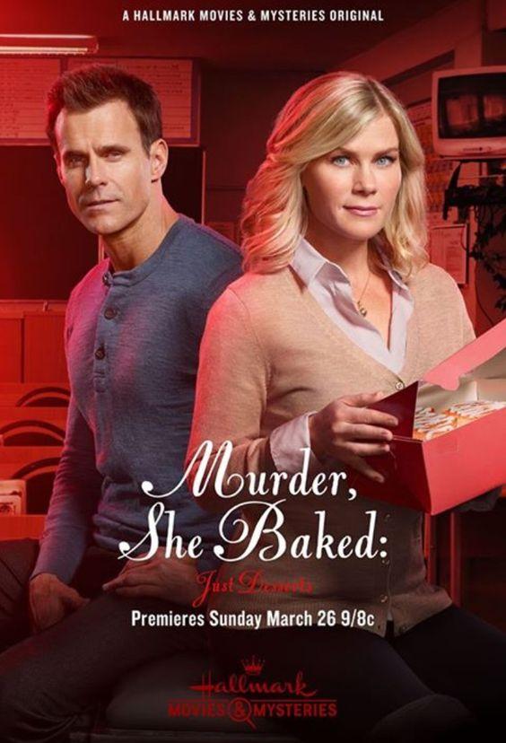 """Hallmark: Murder She Baked: """"Just Desserts"""":"""