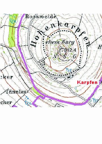 Zu #Silvester ganz traditionell #Karpfen - garantiert ohne Gräten und Schuppen > #Flurname der Woche >> www.flurnamen.de