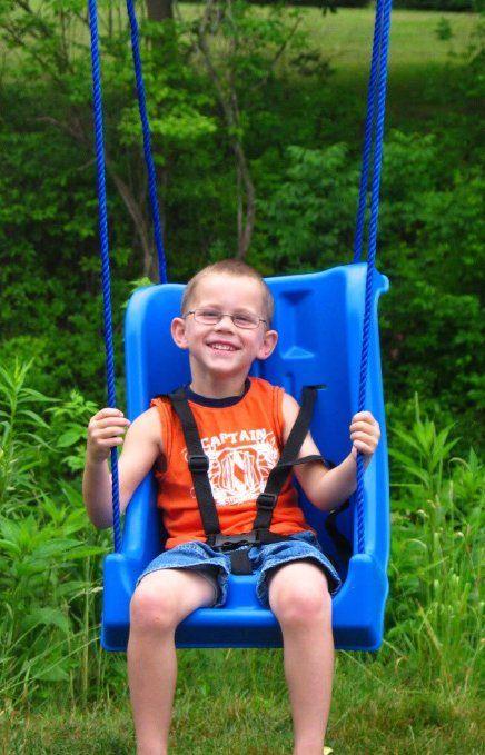 Amazon Com Child Full Support Swing Seat Playground