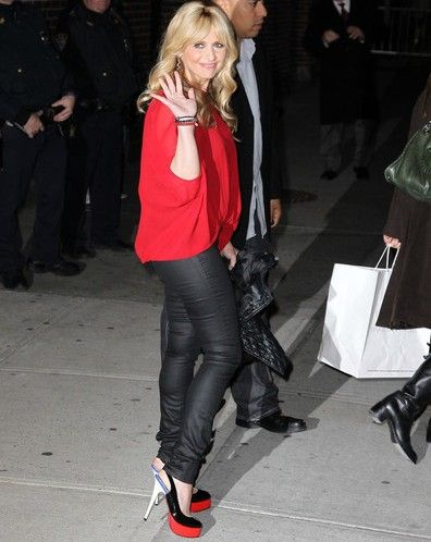 Sarah Michelle Gellar wearing the cutest pair!