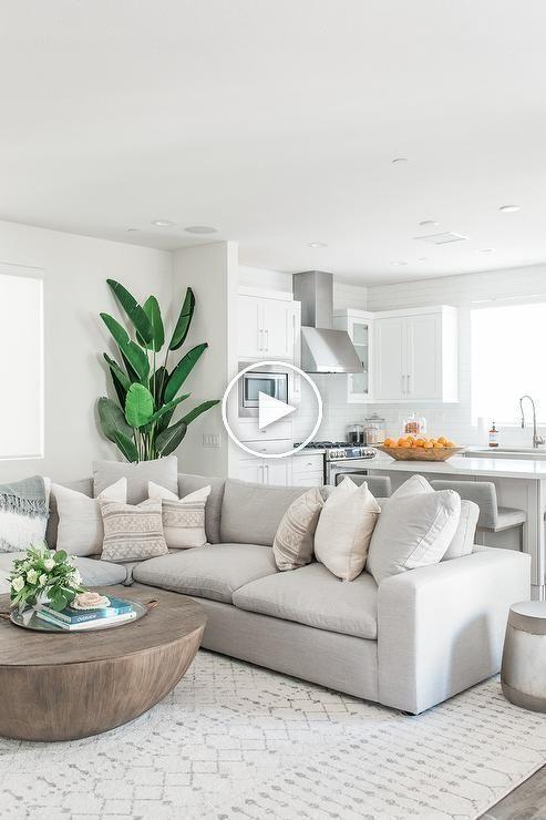 23 Cool White Wohnzimmer und Wandgestaltung Ideen ...