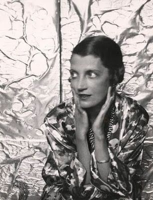 Daisy Fellowes photographed by Cecil Beaton.