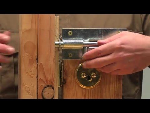 Home Security Residential Door Security Deadbolt Locks Lock Bumping Drill Attack Youtube With Images Front Door Locks Home Security Door Locks