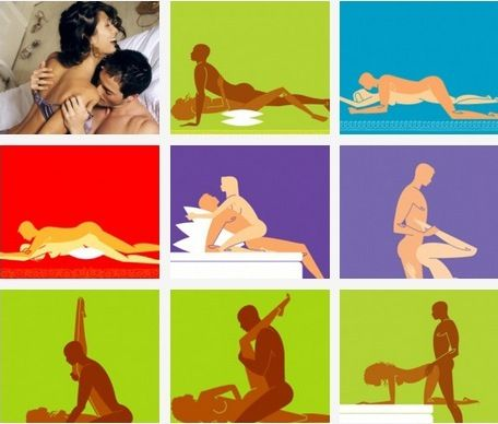 Cosmo magazine best sex positions