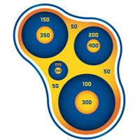 This is a graphic of Dynamite Nerf Target Printable