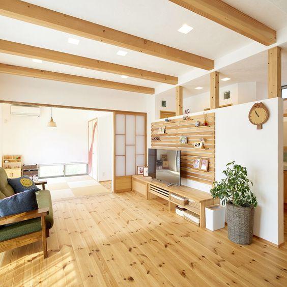 ケース118 細部までこだわった、子供が健やかに育つ家   コーヨーテック(公式サイト) 無添加住宅・天然素材 兵庫県加古川市