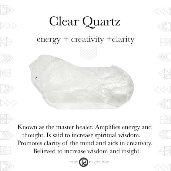 Clear Quartz | Gemstones & Sacred Materials | Tiny Devotions | Mala Beads