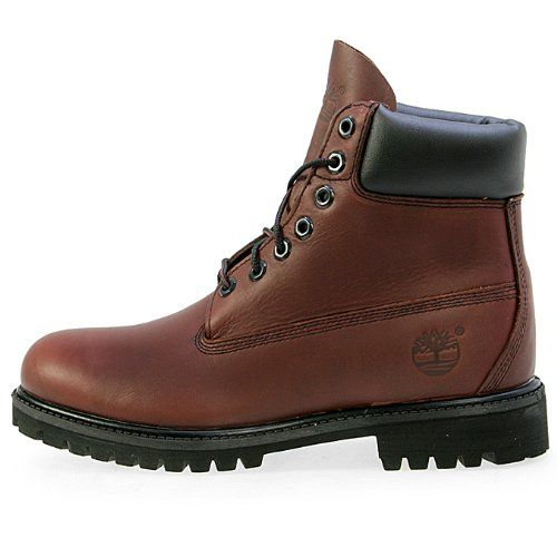 camuflaje Simetría Preciso  TIMBERLAND Men's 6' Premium Anti-Fatigue (Burgundy 12.0 M) * You can find  out more details at the link of the image. (Thi… | Timberland mens, Work  boots, Timberland