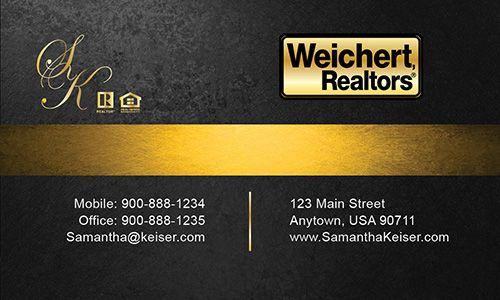 Yellow and white weichert realtors business card template yellow and white weichert realtors business card template weichert realtors business card templates pinterest business colourmoves