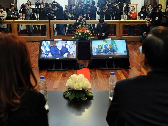 El Mercosur firmó acuerdo comerciales con China sin la presencia paraguaya