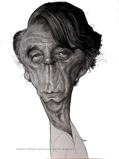 Ernesto Priego: Robert Mitchum