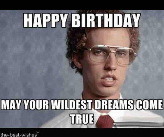Top 100 Funniest Happy Birthday Memes Most Popular Happy Birthday Brother Funny Happy Birthday Funny Humorous Funny Happy Birthday Meme