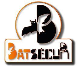 Logo de Batsecur, fournisseur de materiel de sécurité