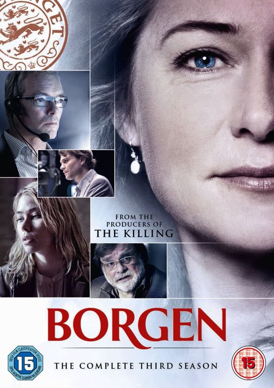 Politically seductive - ah, love Borgen: