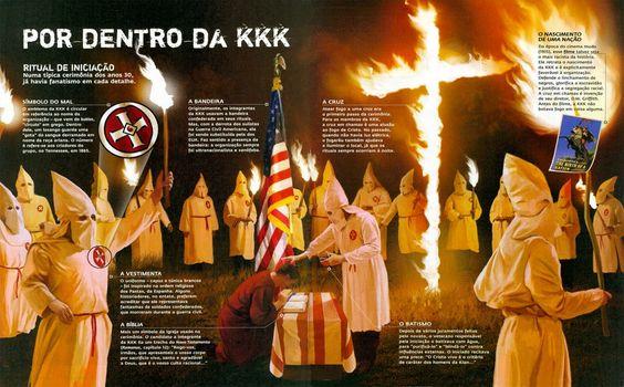 Anonymous ha comenzado a publicar la identidad de miembros del Ku Klux Klan