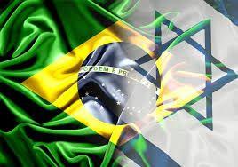 bandeira do brasil e portugal juntas