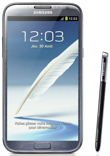 Samsung Galaxy Note 2 (N7100) - Gris