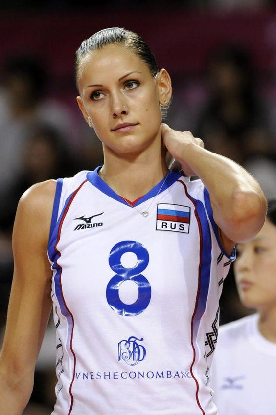 Nataliya Goncharova (volleyball) Natalia Goncharova Volleyball Pictures Pinterest