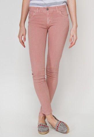 Pantalón  Palmira  rosa - Numa - online