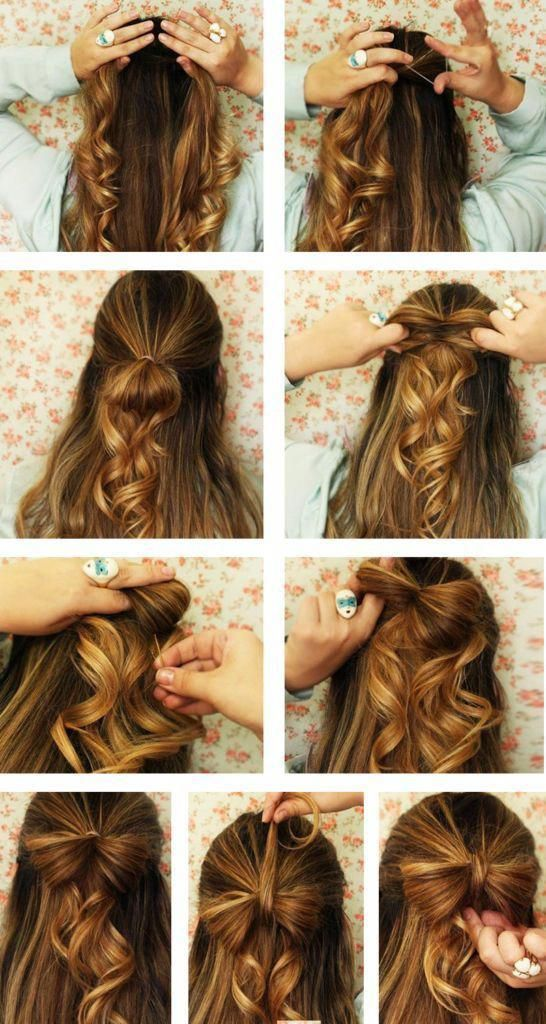 Simple hairstyles to do alone! - Closet da Re  #Closet #da #hairstyles #Simple -  - #frisuren #simpleUpdos