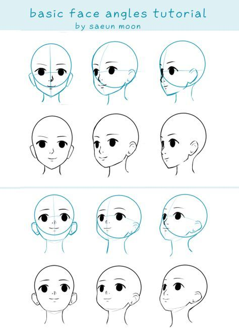 Best Drawing Cartoon Faces Tutorials Anatomy Ideas In 2020 Drawing Tutorial Face Anime Face Drawing Cartoon Artist
